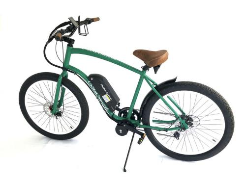 California E-cruiser electric bicycle